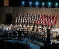 Kolo and CAF Orchestra performed in front of a delighted audience